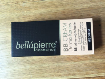 BB cream Bellapierre