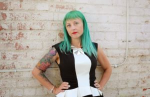 Missy founder of the Suicide girls