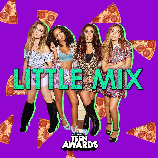 Radio 1's Teen Awards - Little Mix