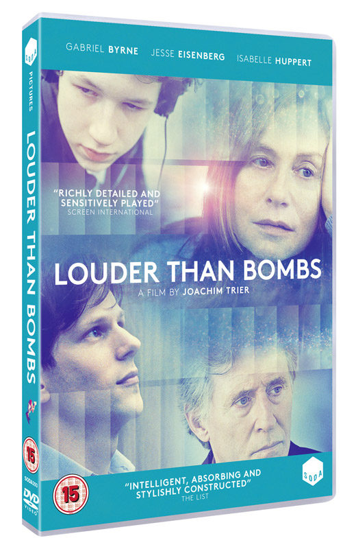 louder than bombs dvd case