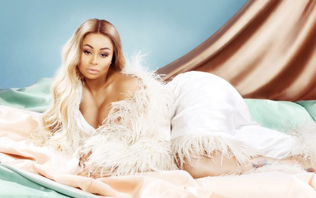 blac chyna - nude pregnant on paper mag