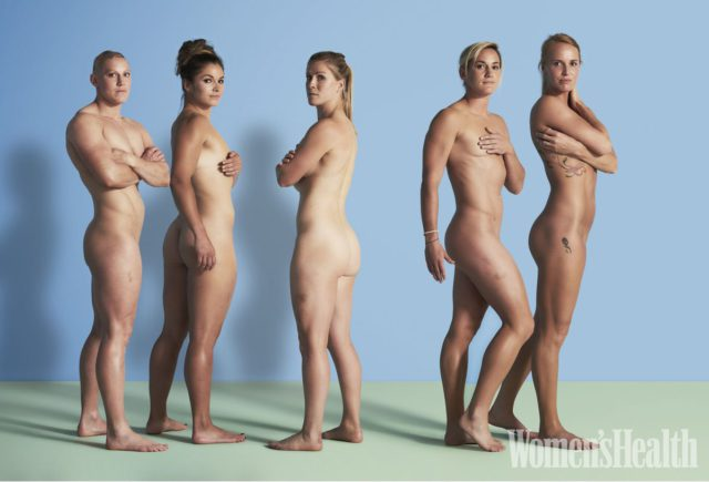 England rugby team naked