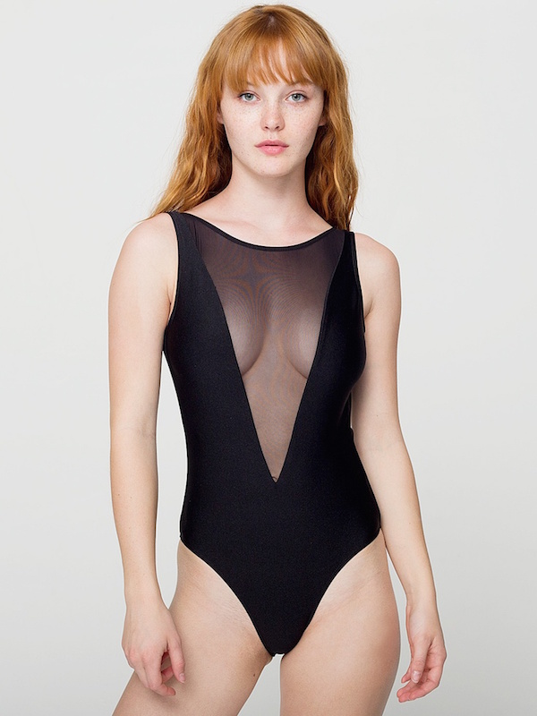 American apparel now has less skin in the game
