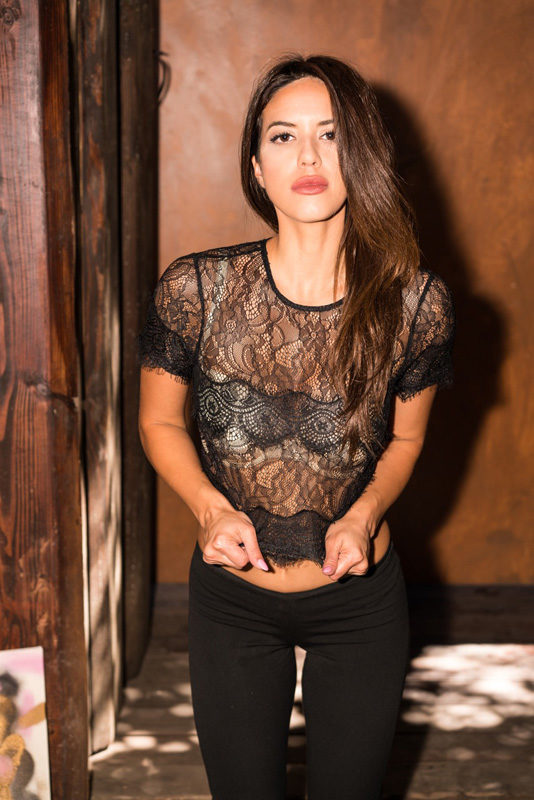murielle telio exclusive interview and photos