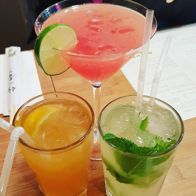 summer specials cocktails at Pho