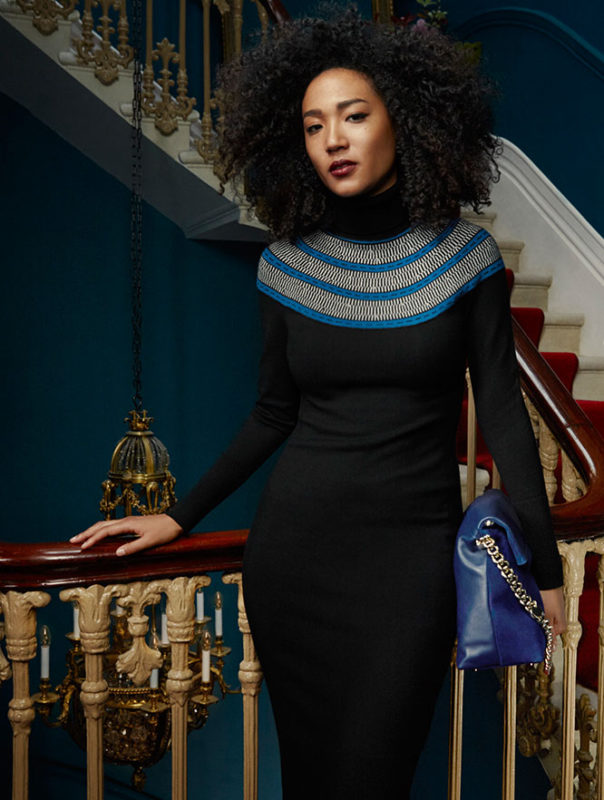 Judith Hill for Karen Millen