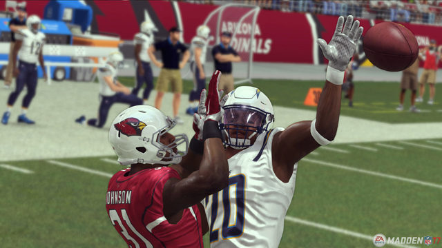 madden 17 tipped pass