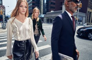 Mango fall-winter 2016 advertising campaign