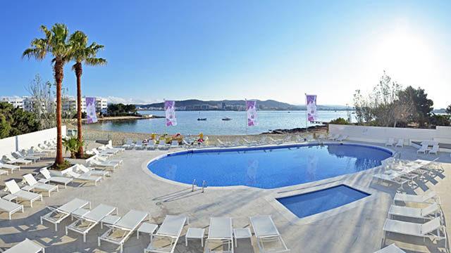 Sol House Mixed by Ibiza Rocks pool
