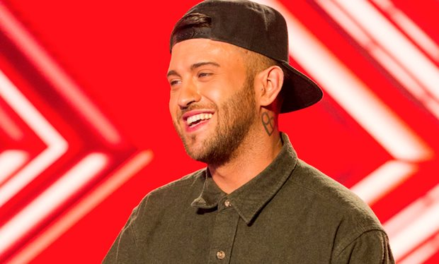 mike hough on X factor