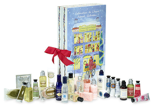 cHRISTMAS BEAUTY ADVENT CALENDAR - L'OCCITANE EN PROVENCE