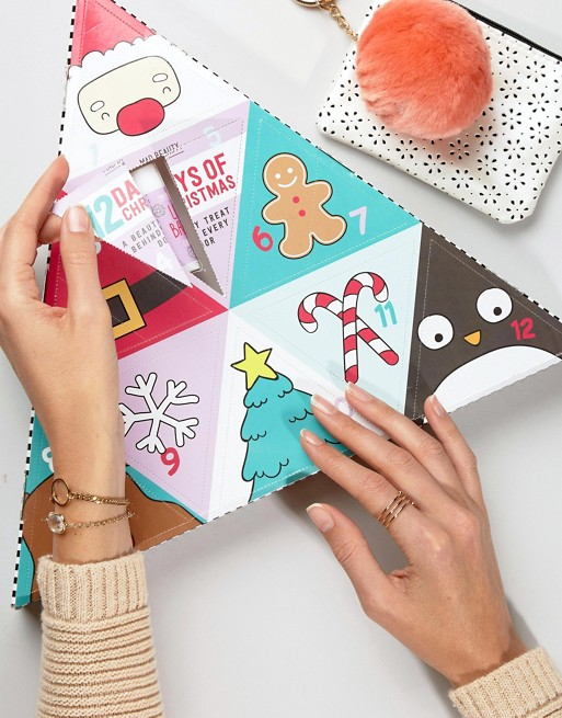MAD Beauty ASOS Exclusive 12 Days of Christmas Advent Calendar