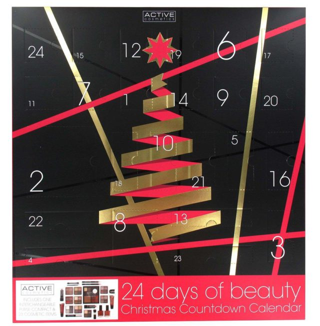active-cosmectics-beauty-advent-calendar