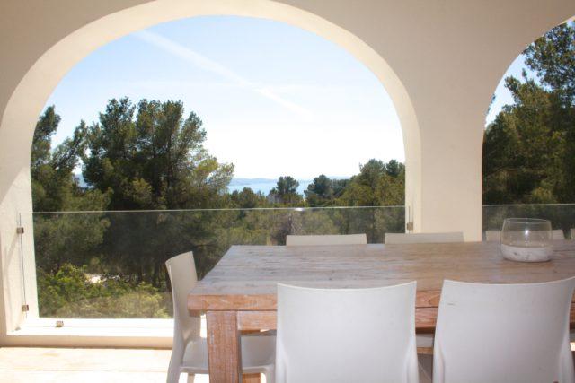 Villa BeeGee Balcony