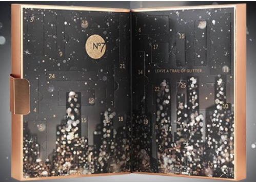 no 7 beauty advent calendar