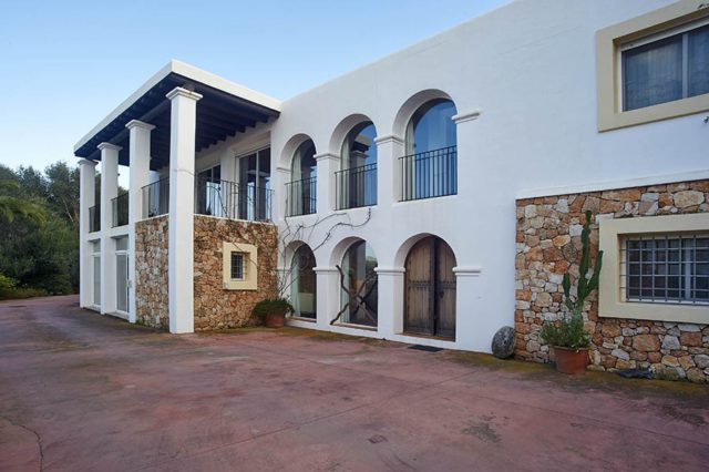 Villa Panorama chic ibiza