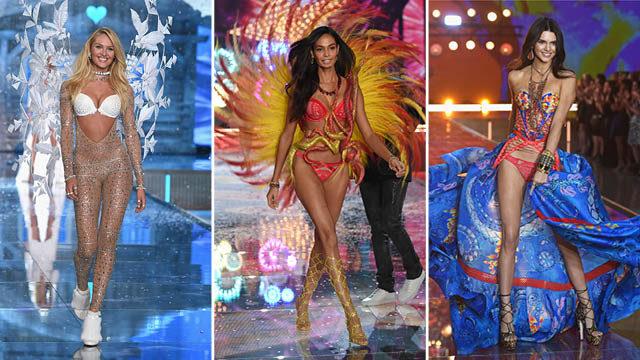Victoria's Secret 2015 Fashion Show finale