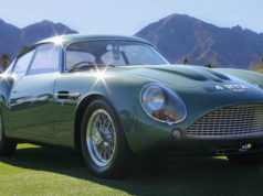 Aston Martin DB4/GT Zagato