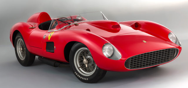 Ferrari 335 S Spider Scaglietti 1957