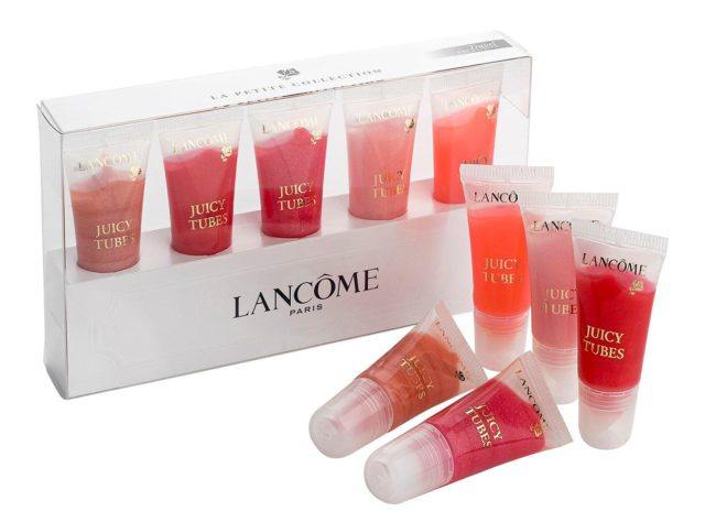 Lancome 5-Piece Juicy Tube Set