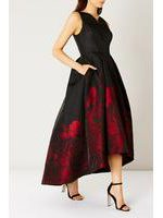 Ruthie Printed Maxi Dress