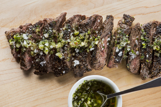 STK Ibiza Skirt Steak