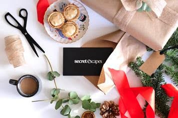 Secret Escapes gift card