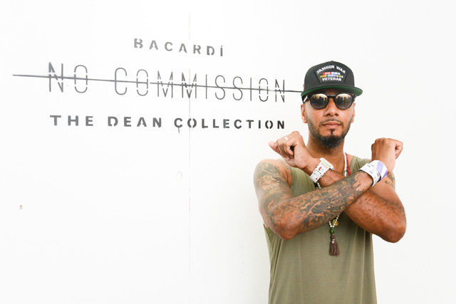BACARDI and The Dean Collection Present No Commission: Art Performs in the Bronx