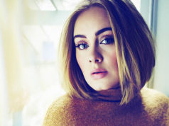 adele new photo 2017