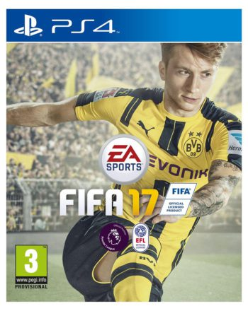 fifa 17 on PS4