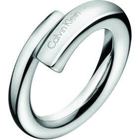 Calvin Klein Jewellery Ladies' Stanless Steel Size O Ring