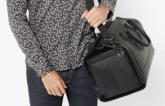 10 Best Leather Weekend Bags - Holdalls for trendy men