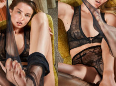 Agent Provocateur - Spring Summer 2017 lingerie fashion photos