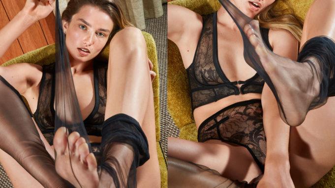 Agent Provocateur - Spring Summer 2017 lingerie fashion photos