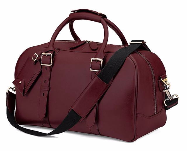 Aspinal of London Harrison Small Weekender