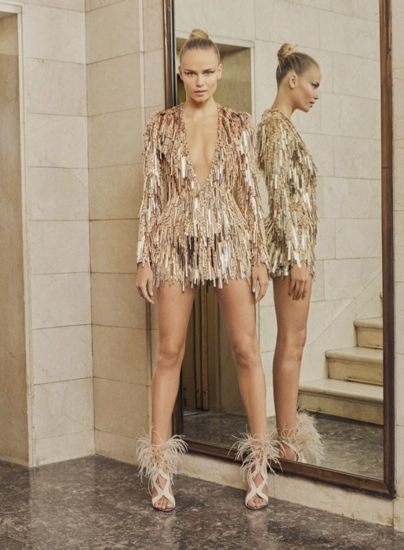 Atelier Versace spring 2017 collection