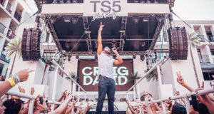Craig David's TS5 Pool Party returns to Ibiza Rocks Hotel
