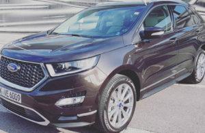Ford Vignale Edge 2017