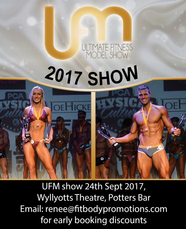 Ultimate fitness show