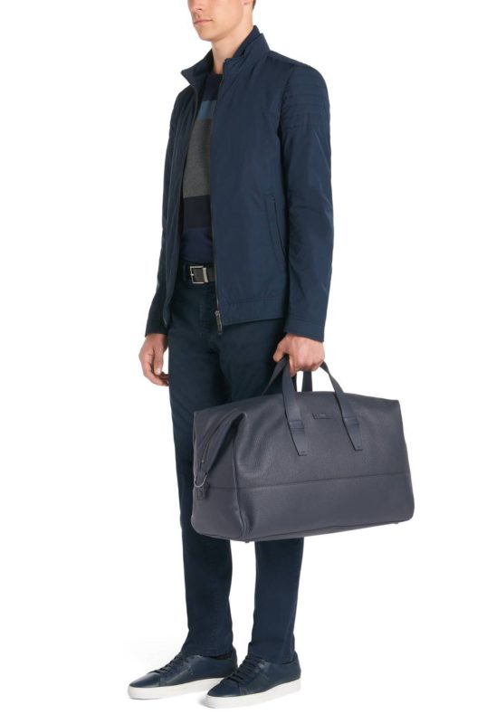 10 Best Leather Weekend Bags / Holdalls for trendy men