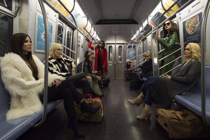 Oceans 8 first look image