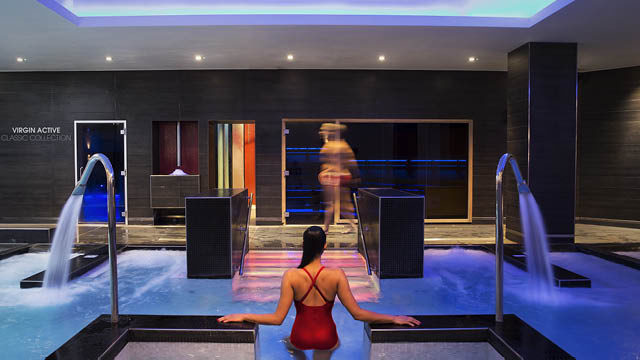 virgin active spa