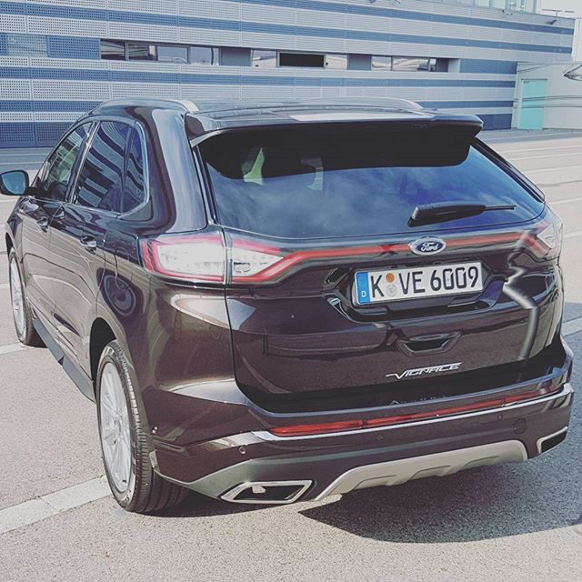 Introducing the New Ford Vignale SUV