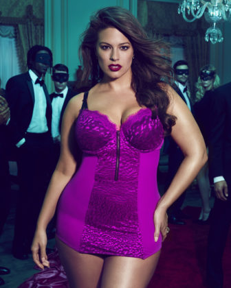Sexy is a state of mind and plus-size supermodel and lingerie-designer, Ashley Graham, wants to share her sexy vision for lingerie!