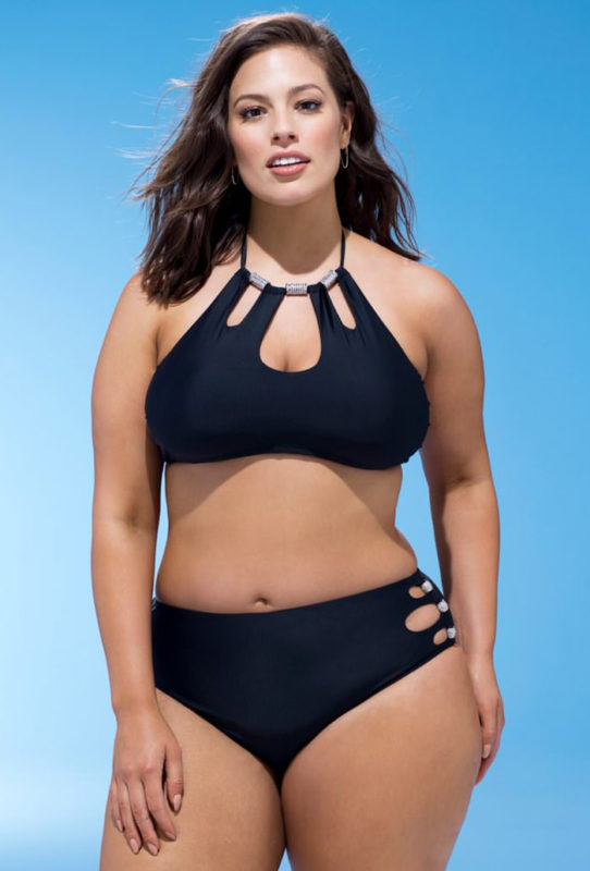 Ashley Graham x swimsuitsforall Actriz Bikini