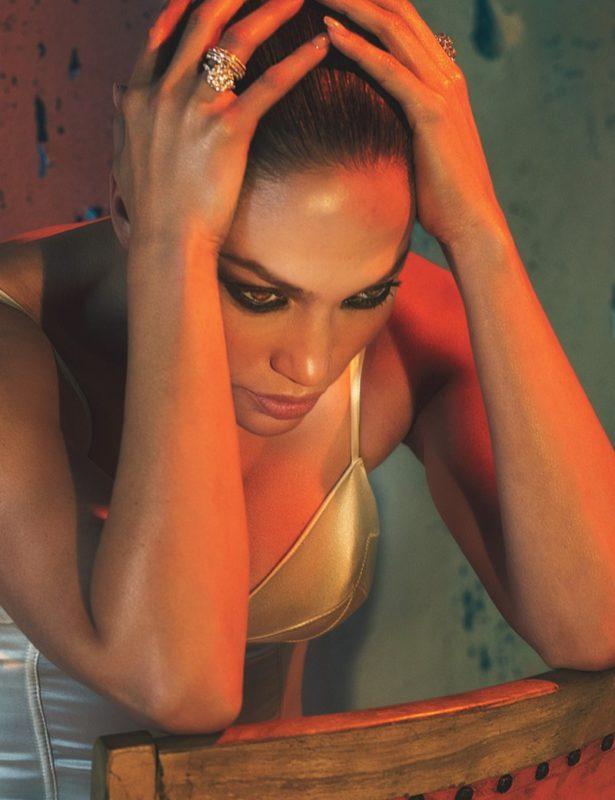 Jennifer Lopez W Magazine 2017