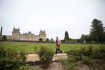 The Bloodwise Blenheim Palace Triathlon