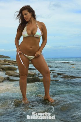 ashley graham swimsuit illustrated sexiest images ever
