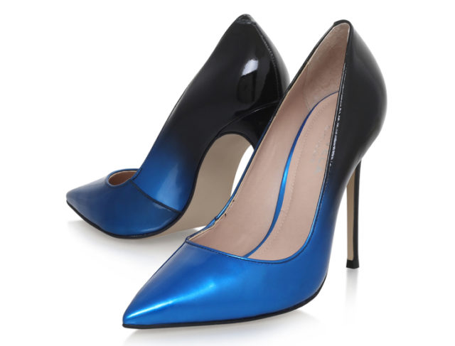 ALICE in BLUE CARVELA KURT GEIGER