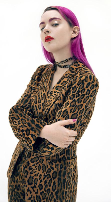 Girli music 2017 pink hair photo